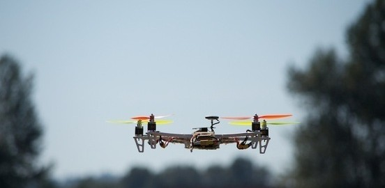 These LaSalle researchers are developing auto-pilot for drones – Technical.ly Philly