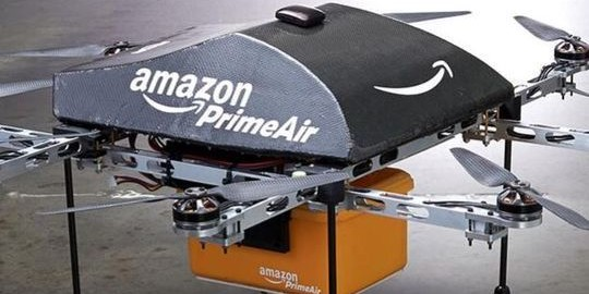 Amazon to trial PrimeAir drone delivery service in India | sUAS News