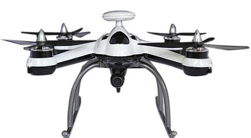 Flying 3D X6 RC Quadcopter