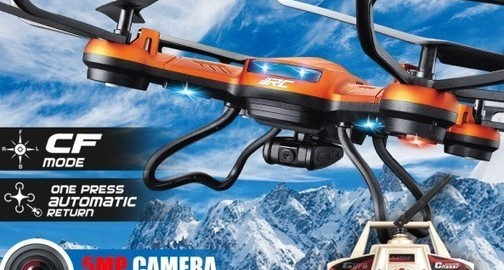RC Quadcopter 5MP Camera from JJRC the H12C