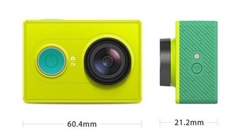 Low Priced  Xiaomi Action Camera for Quadcopters