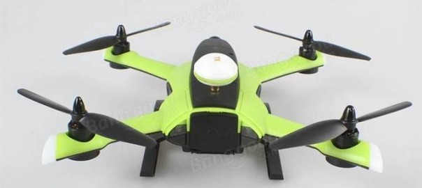 Hisky TALON HMX280R HMX 280R Racing 5.8G FPV With 1080P HD Camera 5CH CC3D RC Quadcopter RTF